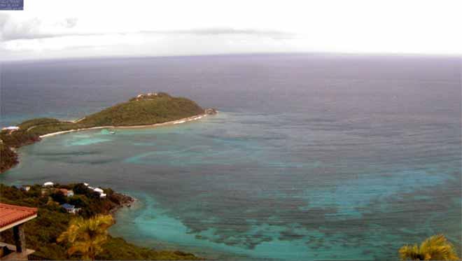 Villa rentals cruz bay st john usvi webcam