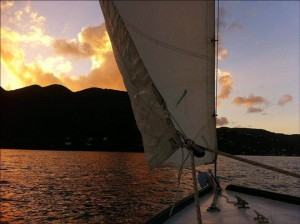 Go on a Sunset Cruise or Sail